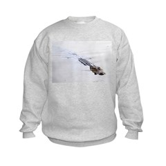 Brandon FL Pond Alligator Sweatshirt