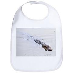 Brandon FL Pond Alligator Bib