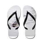 Brandon FL Pond Alligator Flip Flops