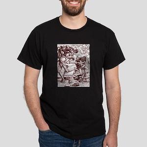 Knightly Death Dark T-Shirt