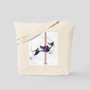 CMtl GD Carousel Dog Tote Bag