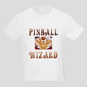 Pinball Wizard Kids Light T-Shirt