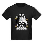 Cottrell Family Crest Kids Dark T-Shirt