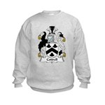 Cottrell Family Crest Kids Sweatshirt