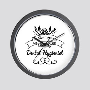 Cute Genuine Quality Dental Hygienist Wall Clock