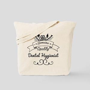 Cute Genuine Quality Dental Hygienist Tote Bag