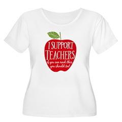 I Support Tea T-Shirt