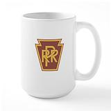 Railroad Large Mugs (15 oz)