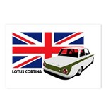 Lotus Cortina Postcards (Package of 8)