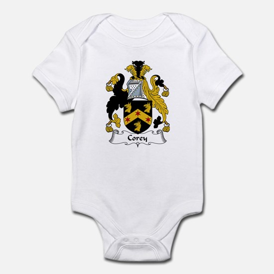 Corey Family Crest Infant Bodysuit