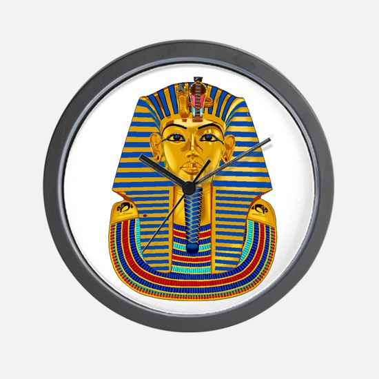 Tut Decor Set Wall Clock