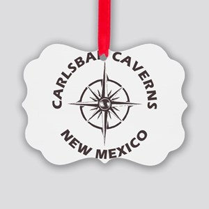 Carlsbad Caverns - New Mexico Picture Ornament