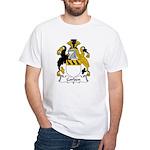 Corben Family Crest White T-Shirt