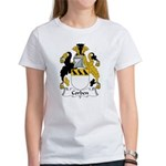 Corben Family Crest Women's T-Shirt