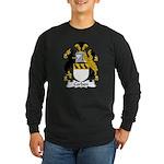 Corben Family Crest Long Sleeve Dark T-Shirt