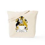 Corben Family Crest  Tote Bag