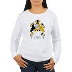 Corben Family Crest  Women's Long Sleeve T-Shirt