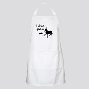 I Don't Give a Rat's Ass BBQ Apron