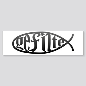 Gefilte Fish Bumper Sticker