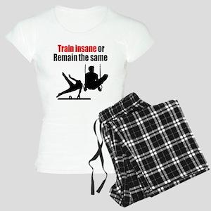 FIERCE GYMNAST Women's Light Pajamas
