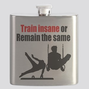 FIERCE GYMNAST Flask