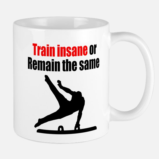 FIERCE GYMNAST Mug