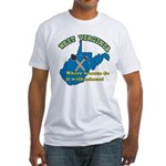 WV Women Fitted T-Shirt