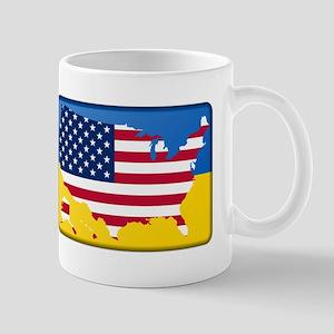Ukrainian-American Mugs