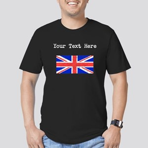 United Kingdom Flag (Distressed) T-Shirt