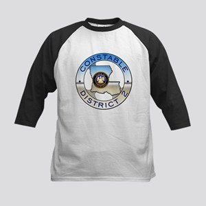 Louisiana Constable Kids Baseball Jersey