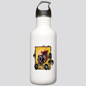 Desert Sand Buggy Stainless Water Bottle 1.0L