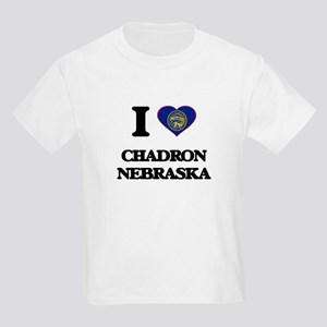 I love Chadron Nebraska T-Shirt