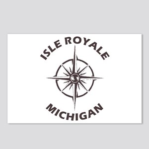 Isle Royale - Michigan Postcards (Package of 8)