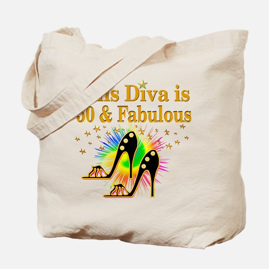 50TH PRIMA DONNA Tote Bag
