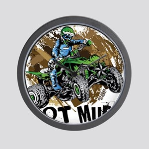 Got Mud ATV Quad Wall Clock