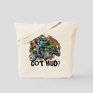 Got Mud ATV Quad Tote Bag