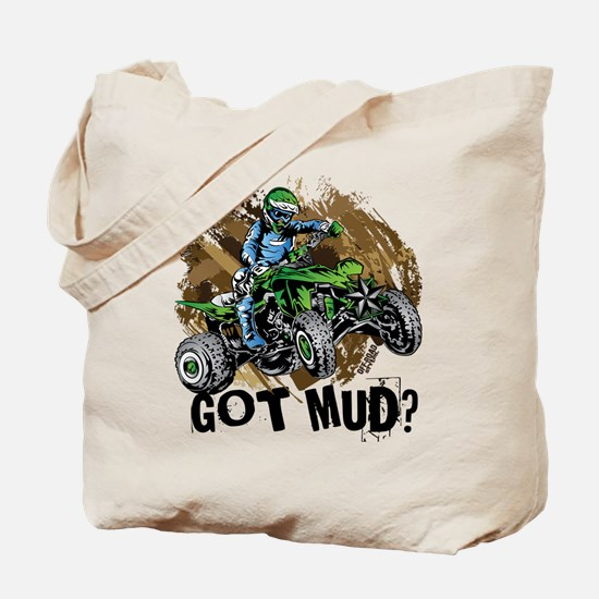 Got Mud ATV Quad Tote Bag