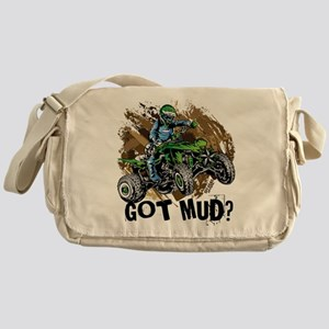 Got Mud ATV Quad Messenger Bag