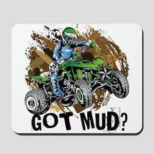 Got Mud ATV Quad Mousepad
