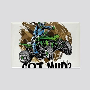 Got Mud ATV Quad Magnets