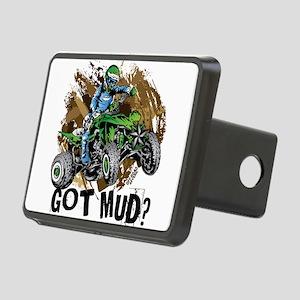 Got Mud ATV Quad Rectangular Hitch Cover
