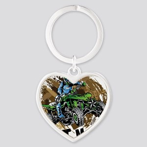 Got Mud ATV Quad Keychains