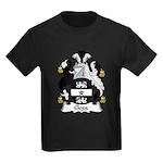 Clegg Family Crest Kids Dark T-Shirt