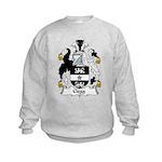 Clegg Family Crest Kids Sweatshirt