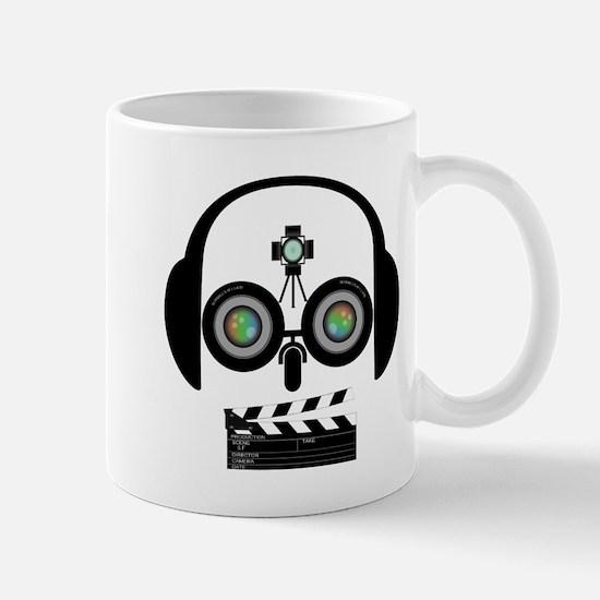 Indy Film Head Mug