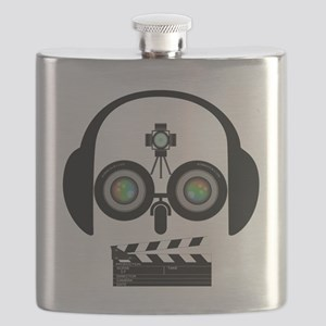 Indy Film Head Flask