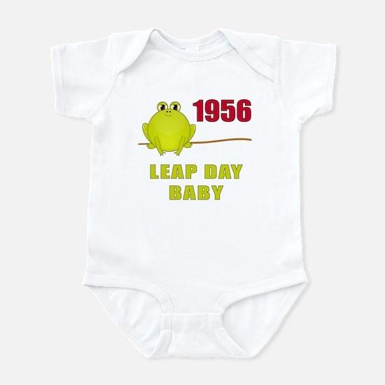 1956 Leap Year Baby Infant Bodysuit