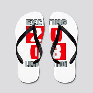Exciting 2008 Limited Edition Flip Flops