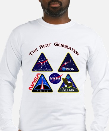 Project Constellation Logos Long Sleeve T-Shirt