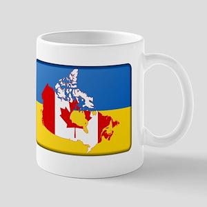Ukrainian-Canadian Mugs